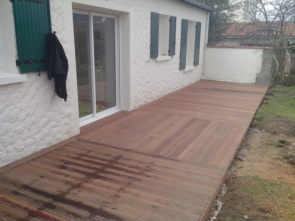 Jardins d 39 is re tarifs - Tarif terrasse composite ...